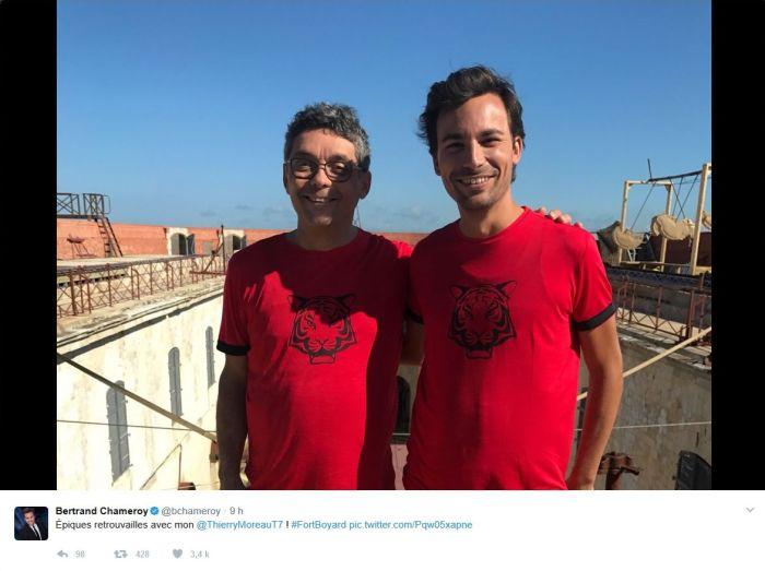 #TPMP : Thierry Moreau de retour dans une nouvelle émission !