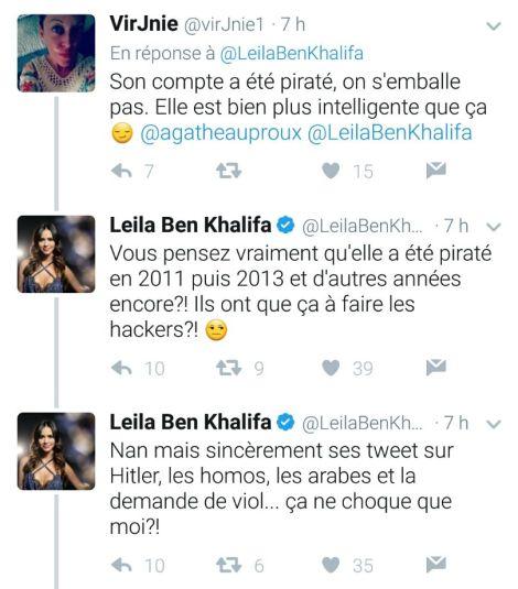 Agathe Auproux : Ses anciens tweets racistes et homophobes refont surface !