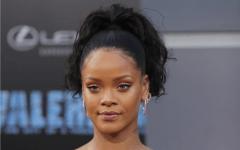 Valérian : Rihanna sexy en diable pour la première !