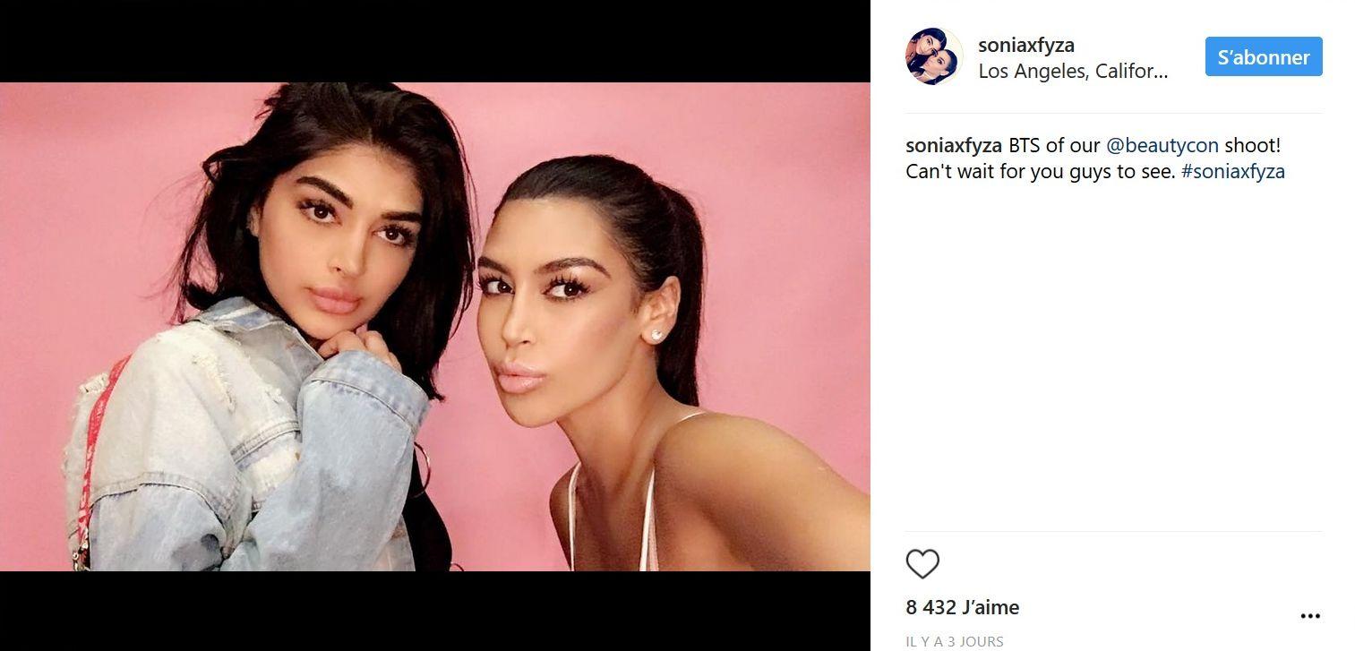Kim Kardashian et Kylie Jenner : Découvrez les sœurs Ali, leurs incroyables sosies !