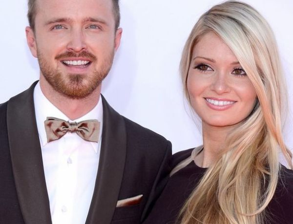 Aaron Paul : L'acteur de « Breaking Bad » bientôt papa !