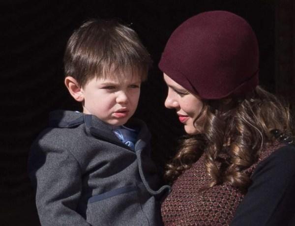 Charlotte Casiraghi et son petit Raphaël : Nouvelle apparition remarquée
