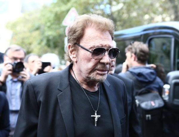 Johnny Hallyday malade: Sa sortie de l'hôpital pose question