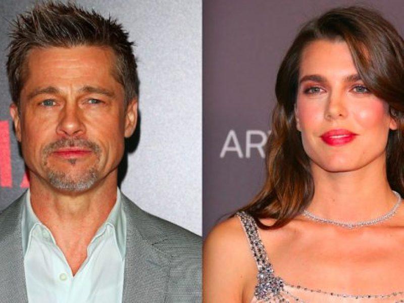Charlotte Casiraghi et Brad Pitt : L'improbable histoire d'amour