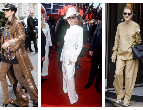 Top 10 des pires looks de Céline Dion