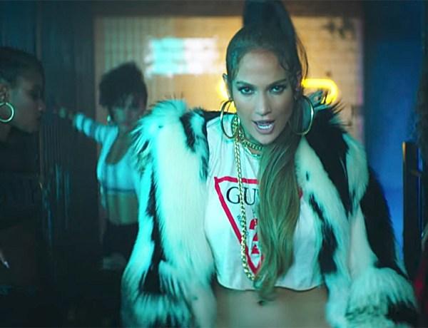 Jennifer Lopez nouvelle égérie de la marque Guess