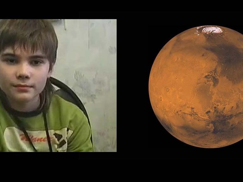 Ce garçon affirme avoir vécu sur Mars avant de revenir vivre sur Terre !