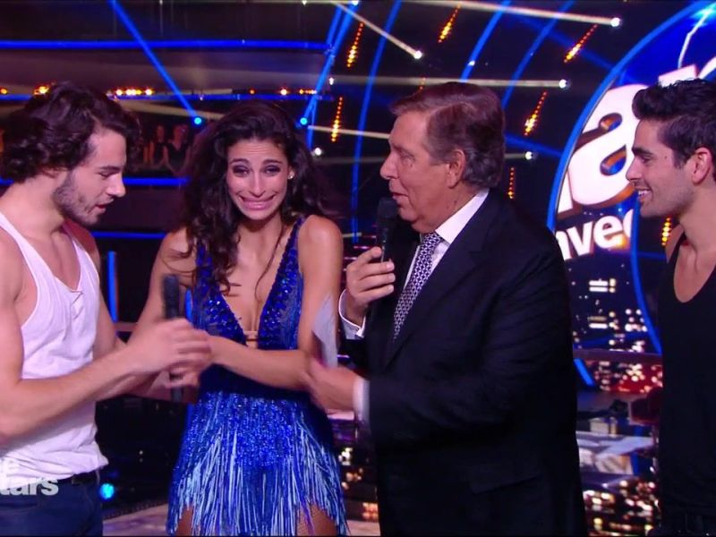 Danse avec les stars : Tatiana Silva et Anthony Colette mal à l'aise à cause de Jean-Pierre Foucault !