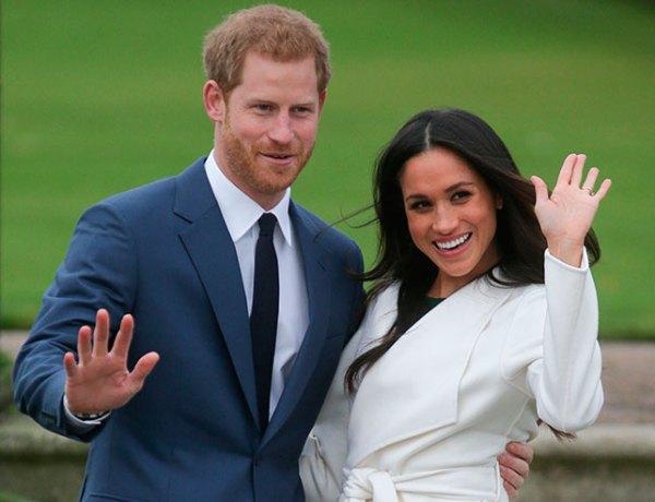 Le prince Harry et Meghan Markle fiancés : Découvrez la somptueuse bague de fiançailles de la comédienne