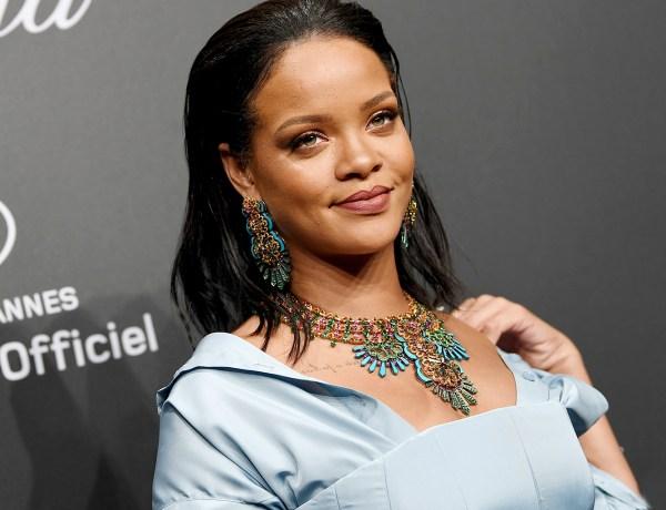 Rihanna ultra sexy… surtout quand elle ne porte pas de soutien-gorge !