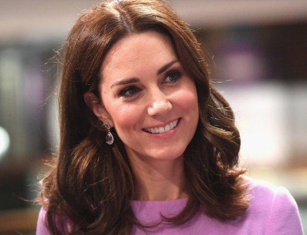 Kate Middleton joue la Reine des Neiges… Elle est sublime !