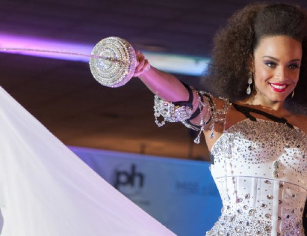 Alicia Aylies : sa robe pour le concours de Miss Univers enfin dévoilée