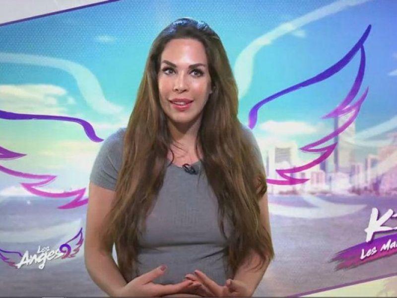Les Anges : Kim Glow «violentée» sur le tournage