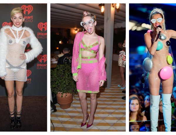 Les pires looks de Miley Cyrus