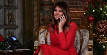 Melania Trump, une très énigmatique Première dame