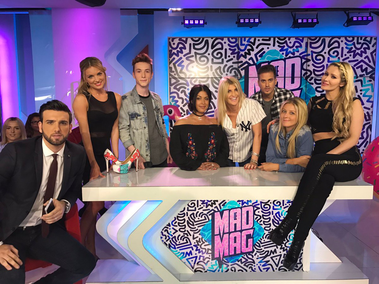NRJ12 a suspendu l'émission à cause des audiences — Mad Mag