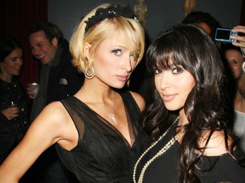 Paris Hilton en sosie de Kim Kardashian : la ressemblance est frappante !