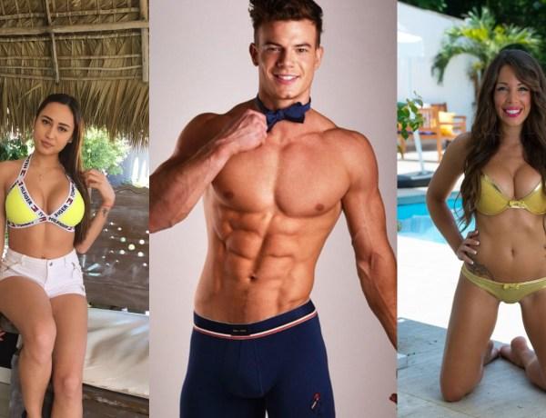 Astrid Nelsia, Anthony Matéo, ou même Adrien Laurent : ces candidats de télé-réalité qui ont osé se mettre nu sur Instagram
