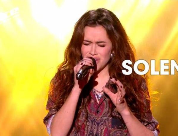 The Voice : Qui a reconnu Solen Shawen ?