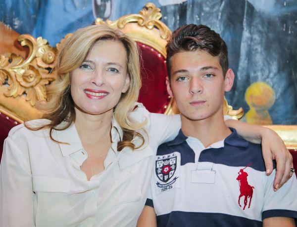 Valérie Trierweiler : Son fils Léonard au service d'Emmanuel Macron !