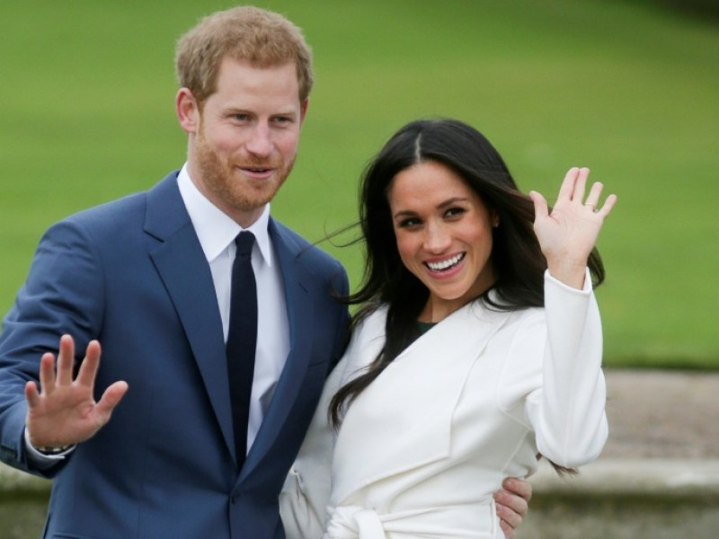 Le prince Harry et Meghan Markle victimes d'un courrier mal intentionné