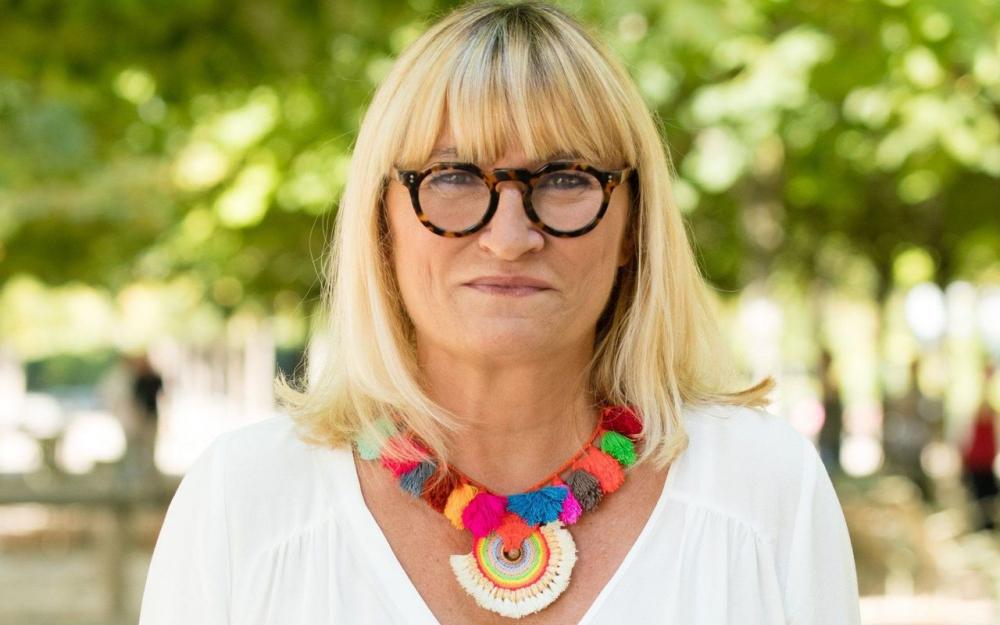Christine Bravo fauchée: