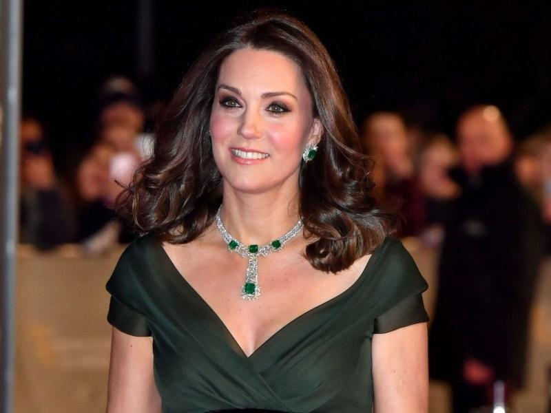 Kate Middleton : Sa tenue pour les BAFTA fait jaser