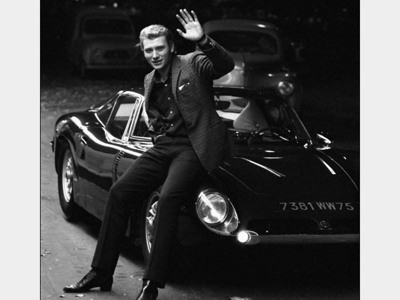 Johnny Hallyday : pourquoi sa voiture de luxe n'a pas trouvé preneur aux enchères