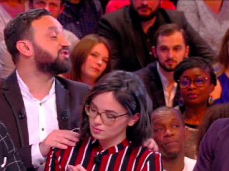 TPMP : Critiquée par ses camarades, Agathe Auproux quitte le plateau en larmes
