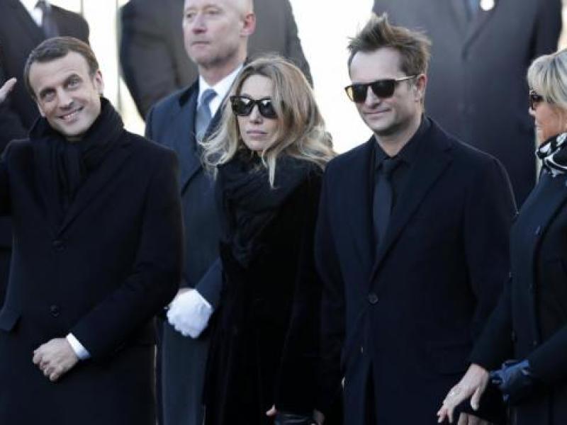 Héritage de Johnny Hallyday : Comment Emmanuel Macron pourrait jouer un rôle crucial