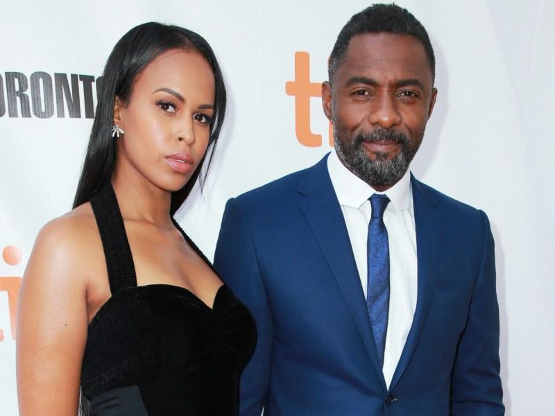 Idris Elba : L'acteur a demandé la main de sa femme dans un cinéma !