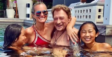 Johnny Hallyday : Ses derniers mots pour Jade et Joy