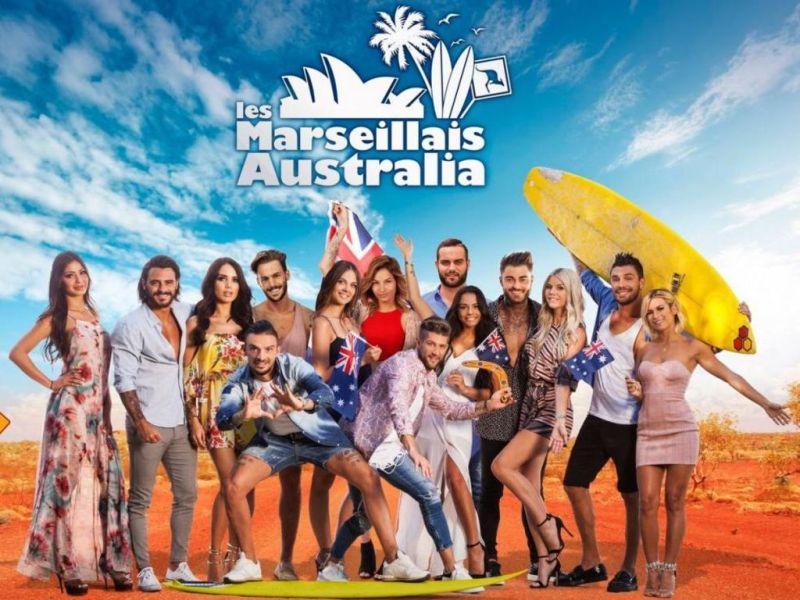 Les Marseillais Australia : W9 dévoile enfin le générique de l'émission !