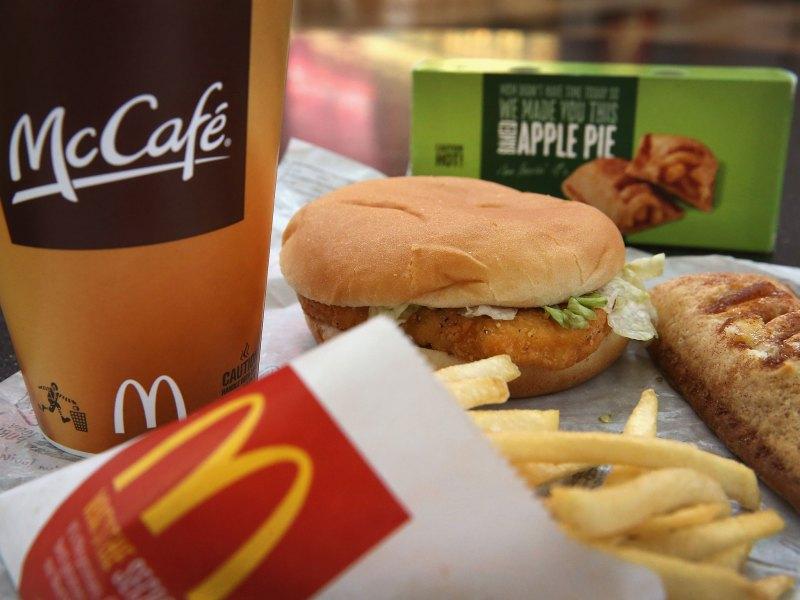 McDonald's : Une femme trouve des morceaux de gant ensanglanté dans son wrap !