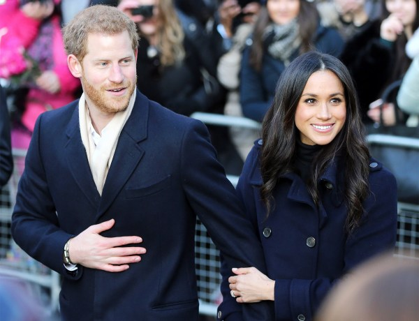 Découvrez les acteurs qui vont incarner le prince Harry et Meghan Markle à la télévision !