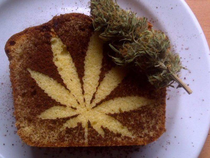 Une maman et ses trois filles finissent internées à cause d'un gâteau au… cannabis !