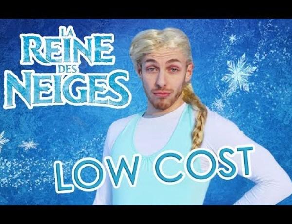 """Alex Ramirès revisite """"La reine des neiges"""" version low cost… et c'est très drôle"""