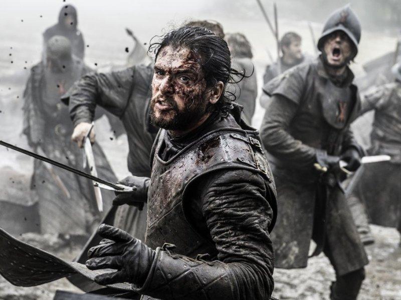 De nouvelles images du tournages de Game of Thrones sèment un vent de panique chez les fans !