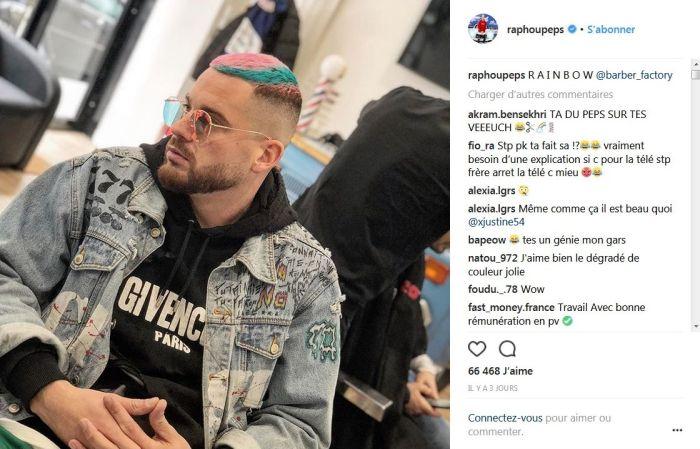 La Villa des Cœurs Brisés : Raphaël Pépin se fait une nouvelle couleur loin de faire l'unanimité !