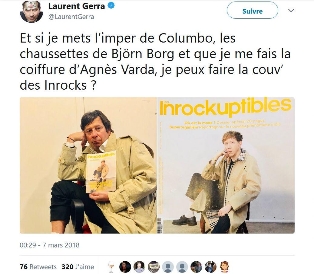 Taclé par Laurent Gerra, il lui répond — Booba