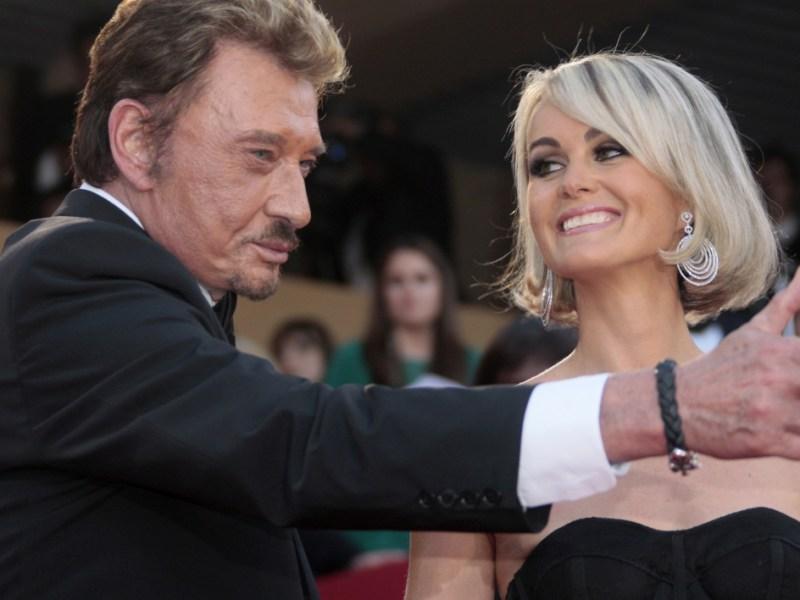 Album posthume de Johnny Hallyday: «On ne veut pas que l'argent tombe dans la poche de la blonde»