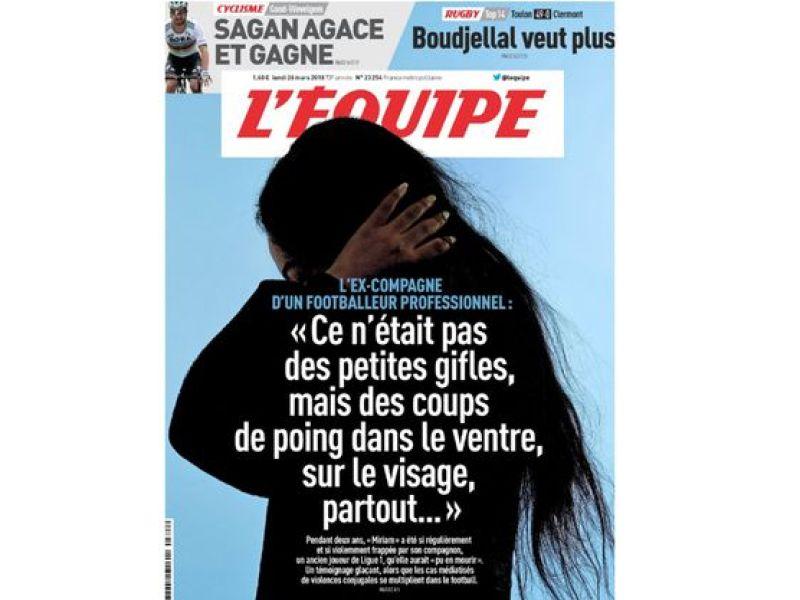 Victime de violences conjugales, l'ex-femme d'un footballeur de Ligue 1 raconte ses deux années d'enfer