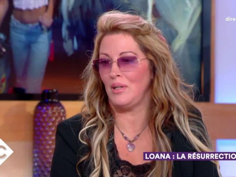 Loana «retouchée» en couverture du magazine «Elle» ? Elle réagit !