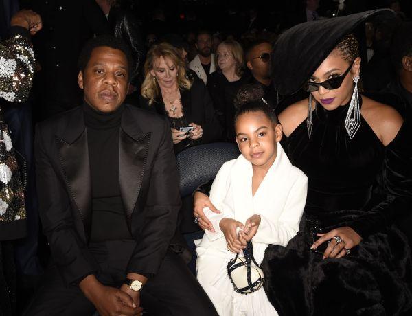 Âgée de six ans seulement, Blue Ivy, la fille de Beyonce tente d'acheter une oeuvre d'art à 19.000 dollars