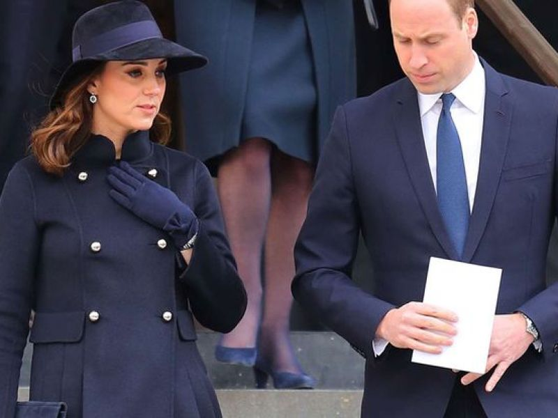 Kate Middleton sur le point d'accoucher ? La photo qui affole la Grand-Bretagne