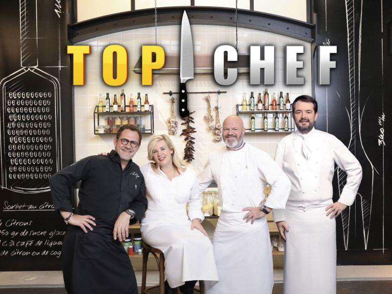 Top Chef version célébrités : Découvrez les premiers candidats !
