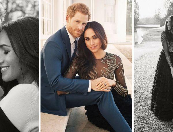 Mariage de Meghan et Harry : 2.640 invités au parc du château de Windsor