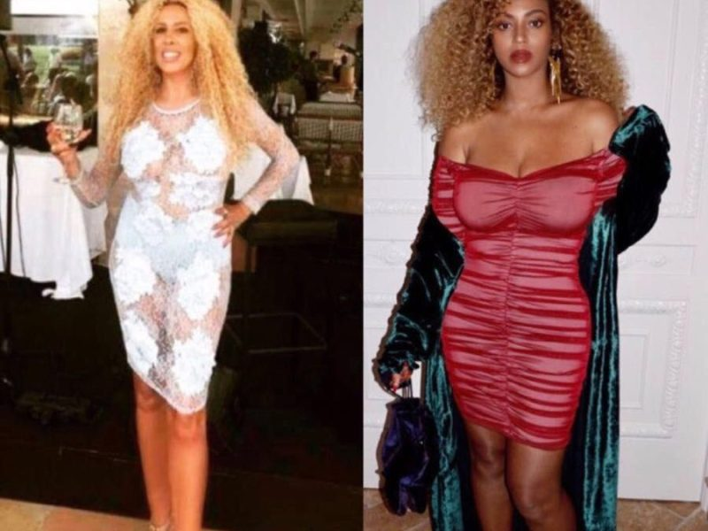 Coachella :  Afida Turner Vs Beyonce