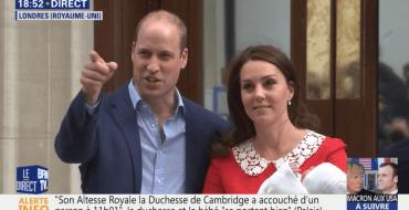 Kate Middleton maman pour la troisième fois : Découvrez les premières images du Royal Baby 3