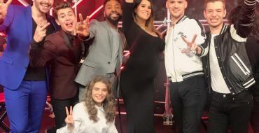 The Voice : Karine Ferri fait fondre la toile avec son merveilleux baby-bump